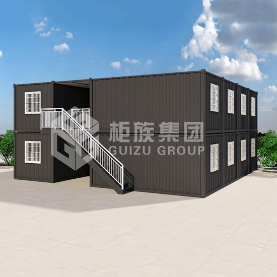 Two Storey Container Home